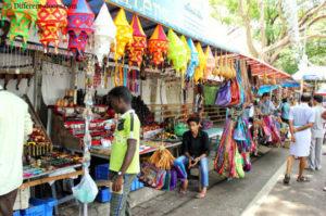 Shopping in Pondicherry