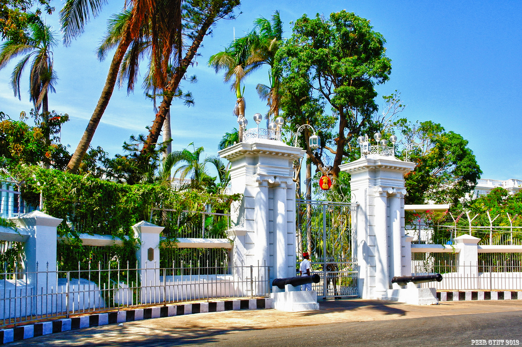 raj nivas pondicherry