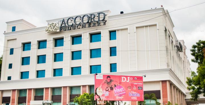 Hotel Accord Pondicherry