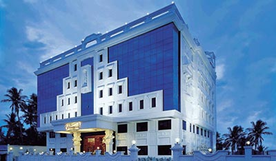 Hotel Annamalai Pondicherry