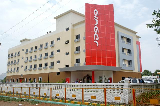 Hotel Ginger Pondicherry