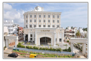 Hotel Le Royal Park Pondicherry