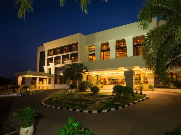 Hotel the Sunway Manor Pondicherry