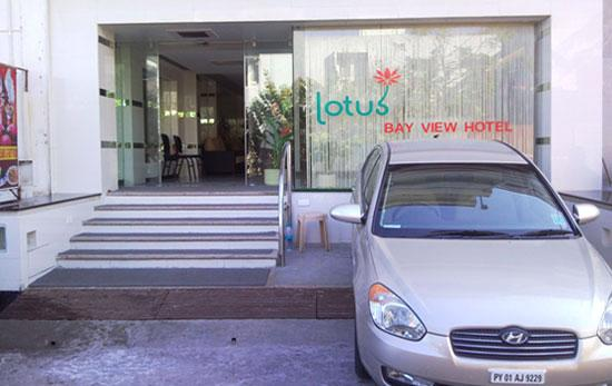 Lotus Bay View Hotel Pondicherry