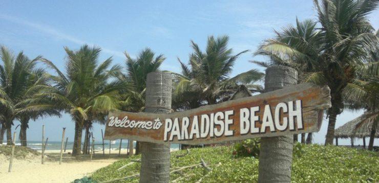 Paradise Beach Pondicherry